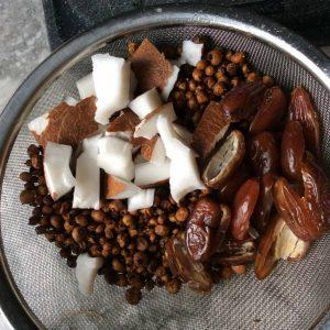 tiger nut milk recipe