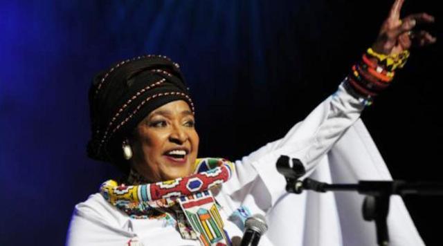 Winifred Madikizela-Mandela Profile