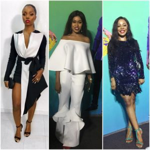 5 Ex-BBNaija Housemates Stood Out At The Grand Finale And These Photos Are Proof