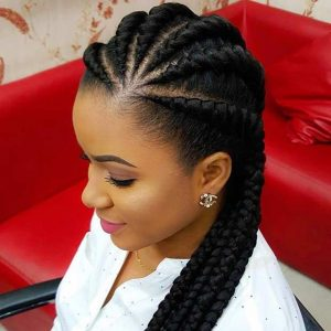 easy protective hairstyles nigerian women