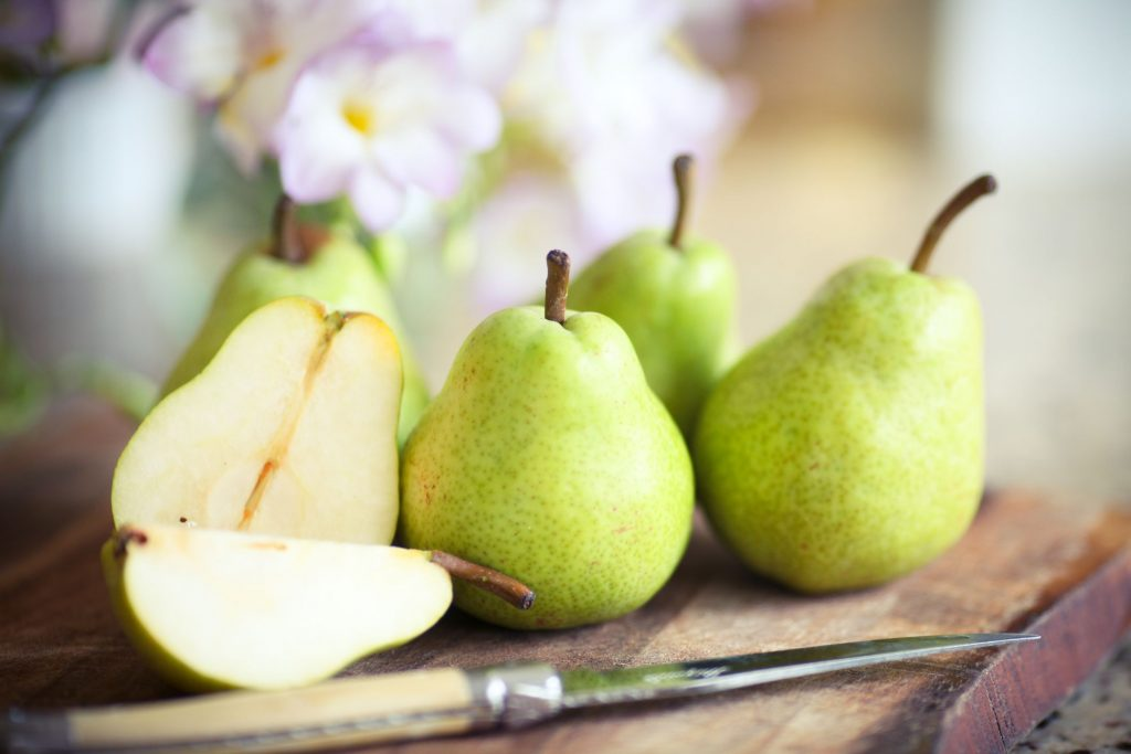 Pear Hair And Beauty Benefits
