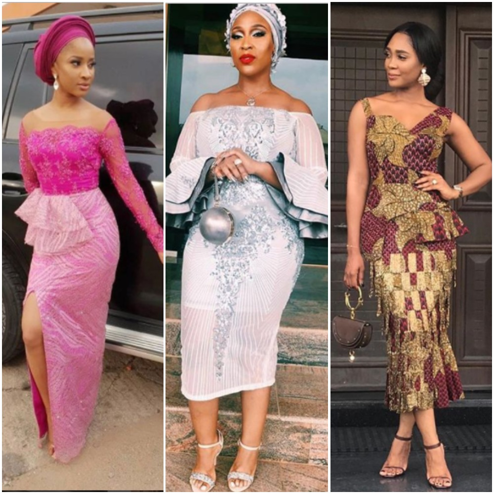 Latest Aso Ebi styles 2019 for ladies - od9jastyles.com