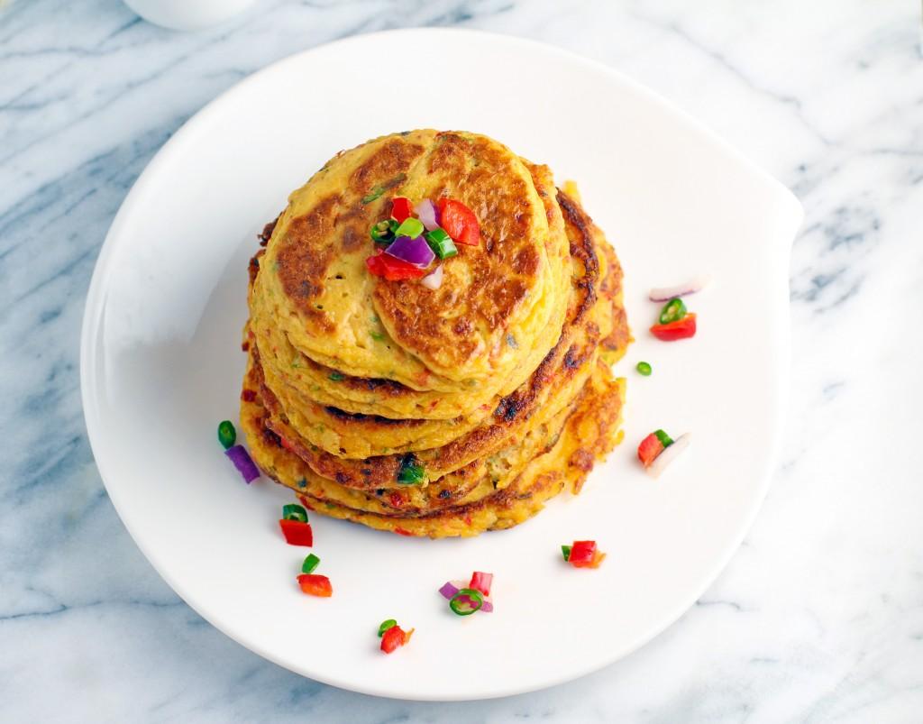 Yam Pancakes Recipe