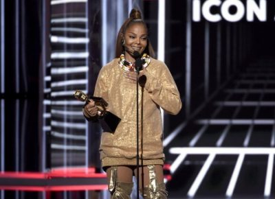 Janet Jackson Billboard Icon Awards