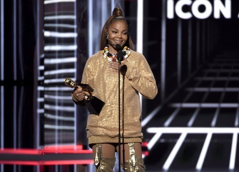 Proud Moment When Singer, Jacket Jackson Became The First Black Woman To Receive The Billboards Icon Award