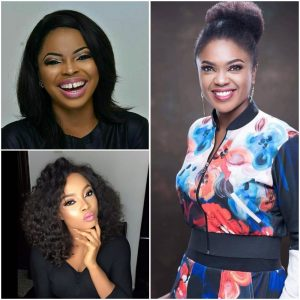 NIGERIAN FEMALE CELEBRITIES WHO ARE AUTHORS