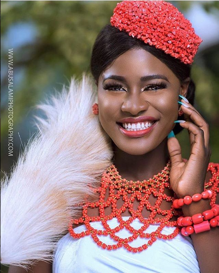 BBNaija Finalist, Alex Is A Beautiful Bride In These Recent Photos