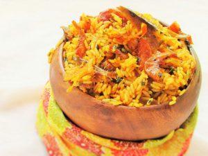 banga rice recipe