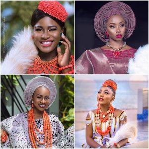 bbnaija 2018 housemates bridal looks