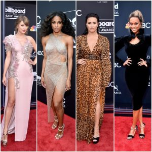 From Janet Jackson, Tyra Banks to Jennifer Lopez, See All The Best Looks From The BillBoard Music Awards 2018