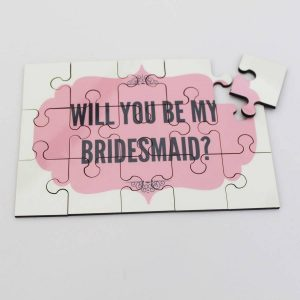 bridesmaids proposal
