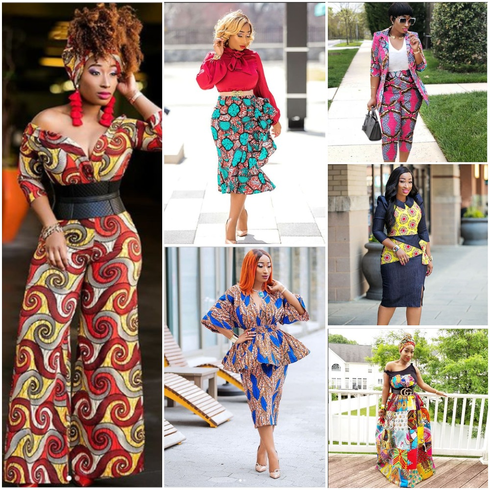 Chicama Style Ankara Photos