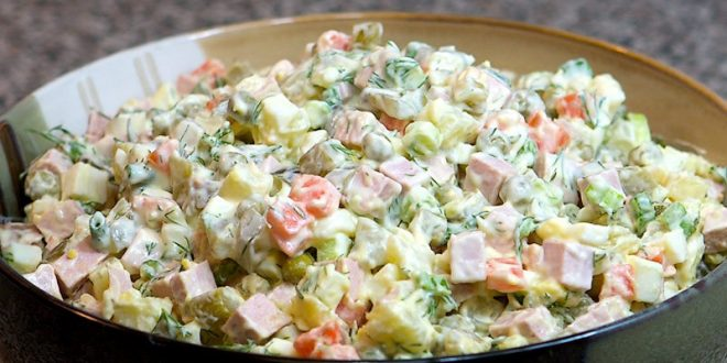 Recipe: How To Prepare Tasty Chicken Mayo Salad
