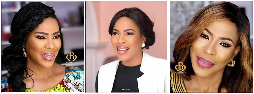 Faithia Balogun Makeup Photos