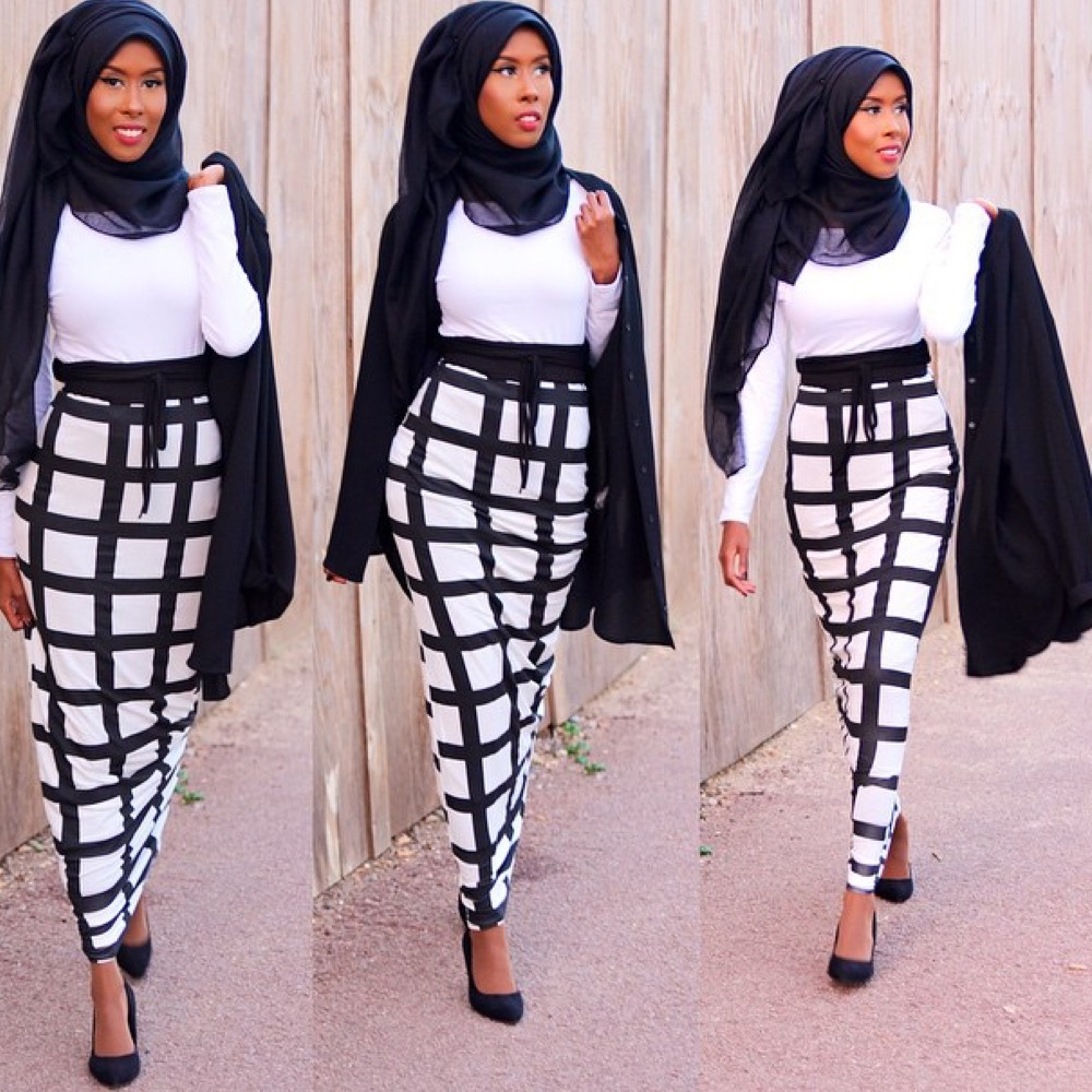 Style Inspiration For The Classy Muslim Lady Fabwoman