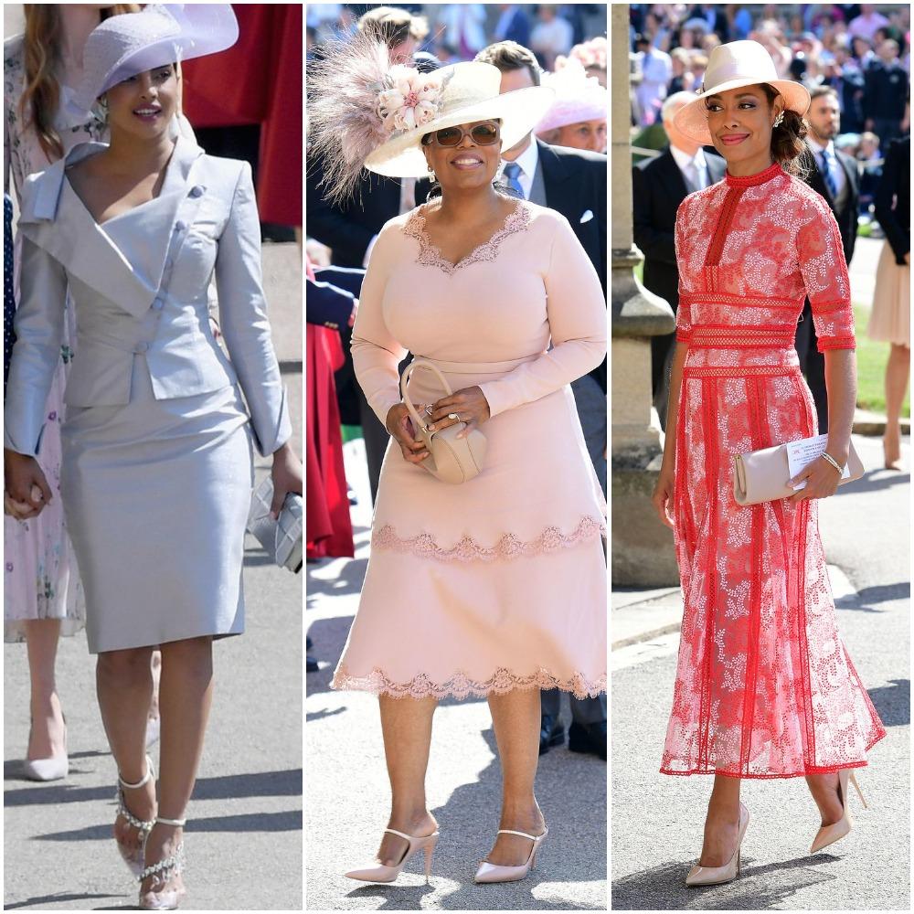 Royal Wedding Best Dressed Guests