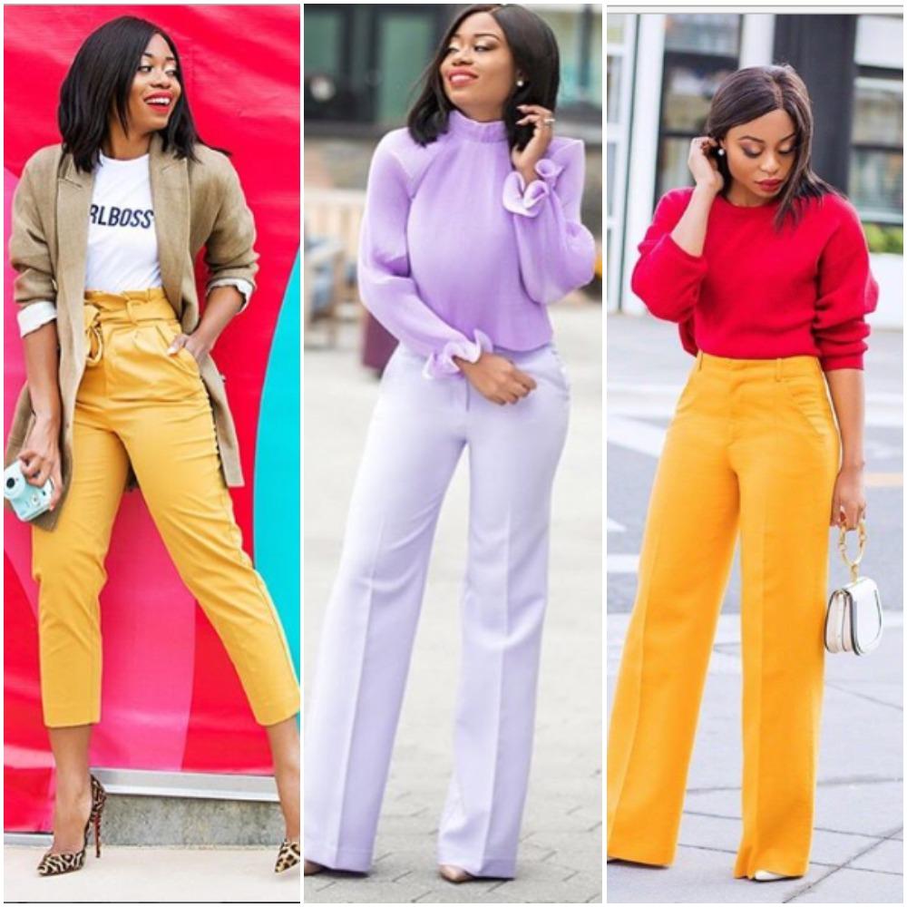 Jadorefashion Coloured Outfits