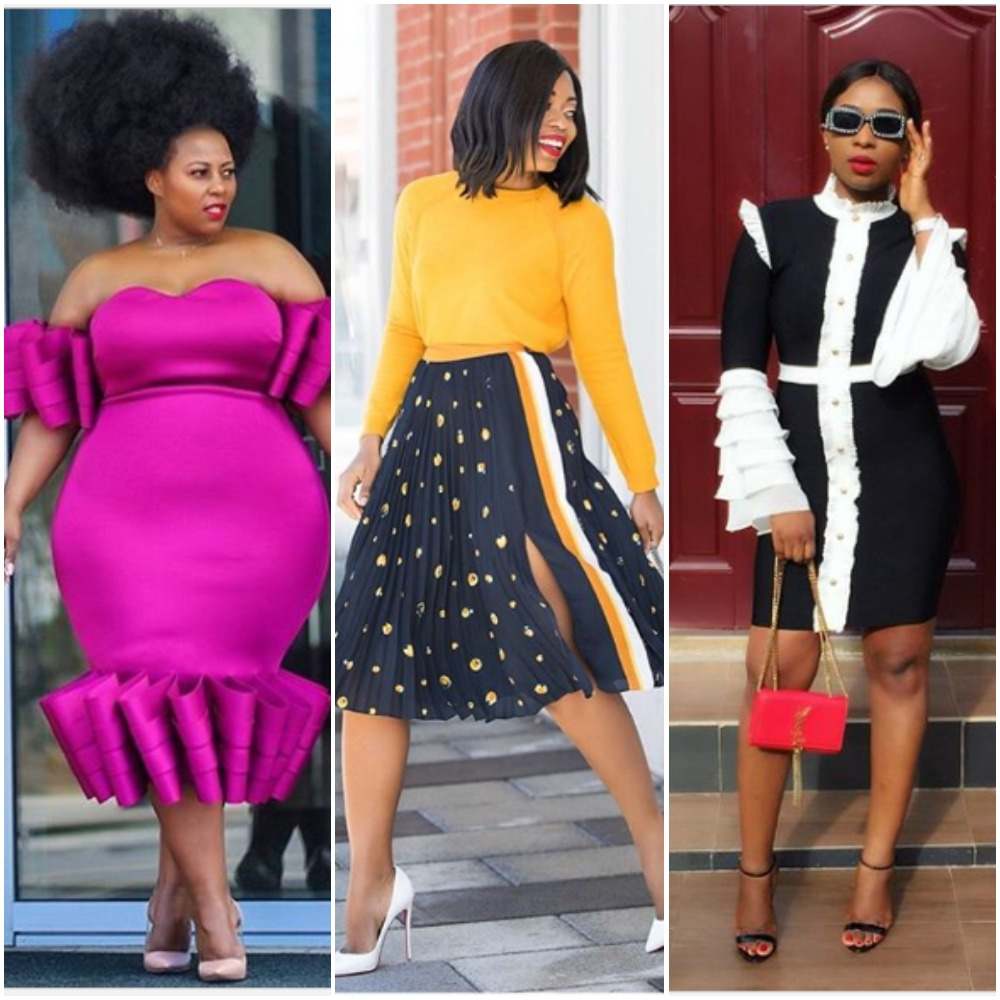 10 Outfit Inspiration For Fashionable Ladies Who Don't Put on Trousers stylet new