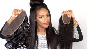 types of lace closures
