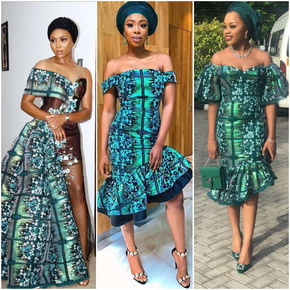 Female Celebrities Zainab Balogun Wedding