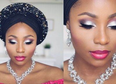 Makeup Tutorial for Owambe