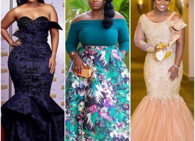 Ghana Golden Movie Awards 2018 Female Celebrities