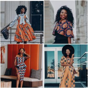 9 Photos Of Fashion Blogger, Lola Omo Naija Wearing The Most Beautiful Ankara Styles