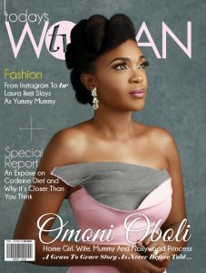 A Grass To Grace Story! Omoni Oboli Bares It All As She Covers TW Magazine's June Issue