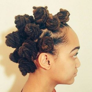 5 Different Ways To Rock Dreadlocks In Style