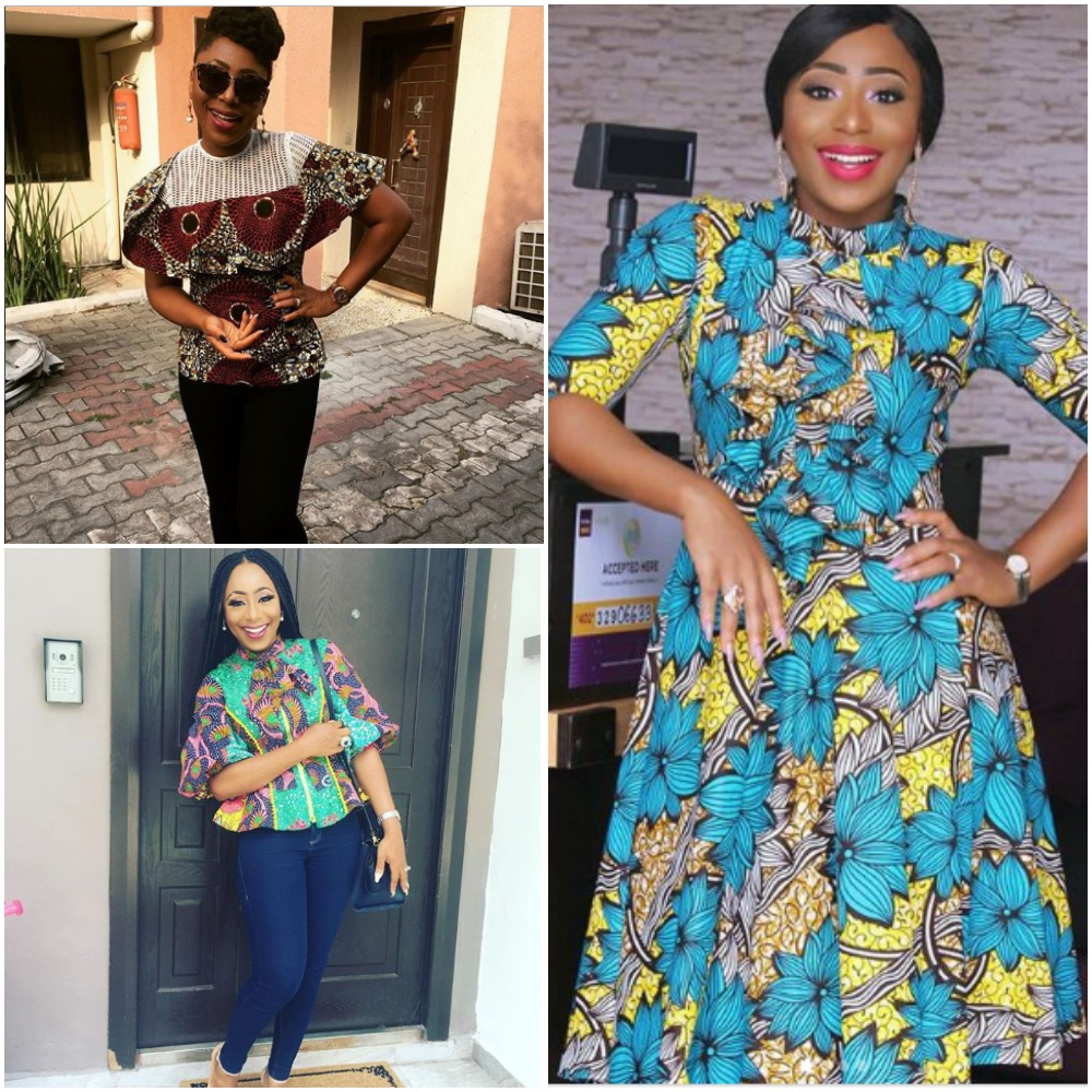 Dakore Akande Ankara Photos