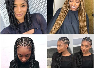 latest braided hairstyles fabwoman 2018