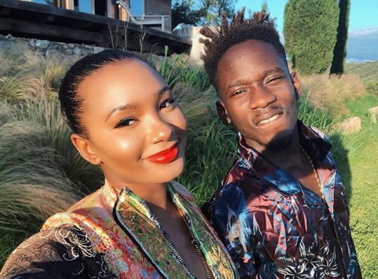 7 Times Billionaire Daughter Temi Otedola And Her Beau, Mr Eazi Gave Us Perfect Couple Goals