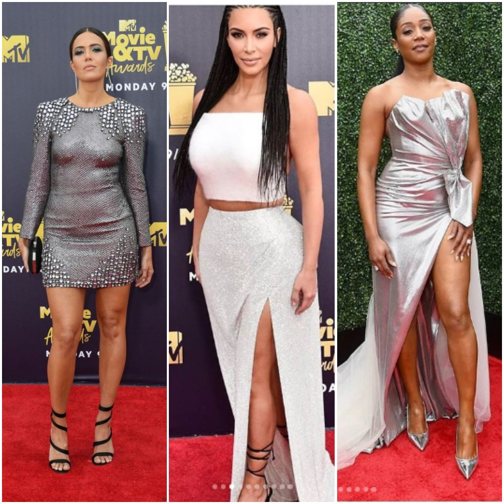 2018 MTV Movie & TV Awards Female Celebrities