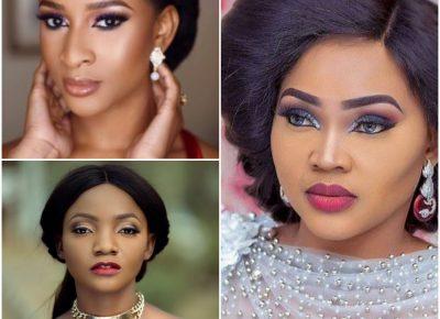 Nigerian Female Celebrities Otedola Bridge Fire Accident