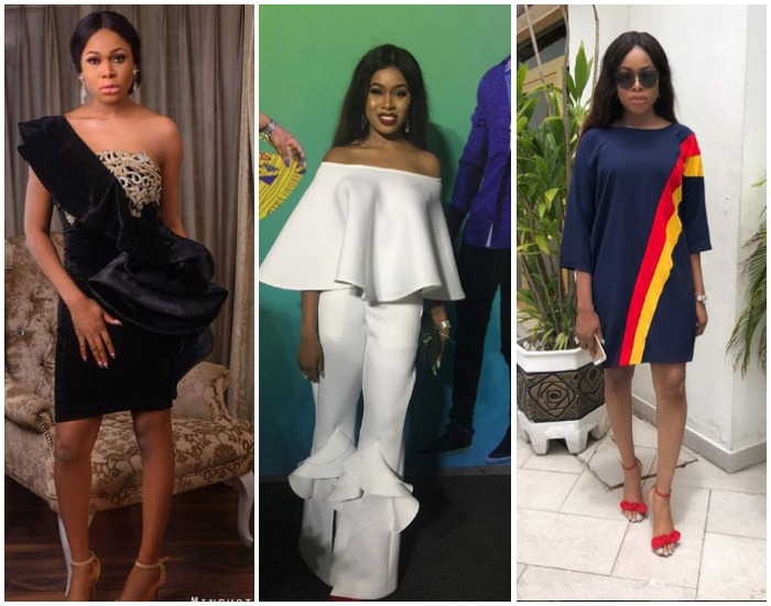 9 Times Former BB Naija 2018 Housemate Princess Has Shown Off Her Classy Sense Of Style