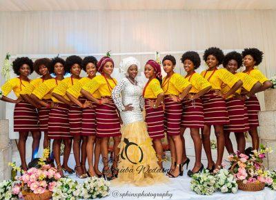 yoruba wedding engagement list