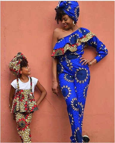 7 Unique Ankara Styles That Will Inspire Your Outfit This Weekend