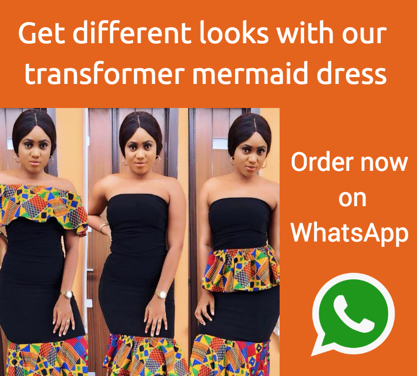 Order your Ankara her on WhatsApp