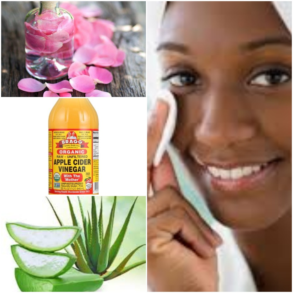 Got Oily Skin? Here Are 5 Homemade Toners You Should Try
