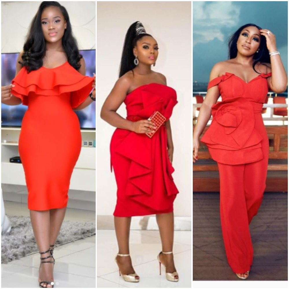 Red Is The Color Of The Moment And Here's How Your Favorite Female Celebrities Are Styling It