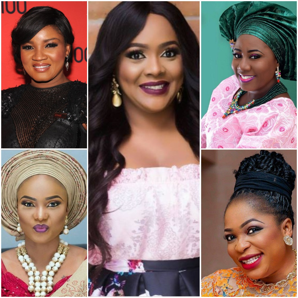 Nigerian Female Celebrities Who Are 40 Years Old