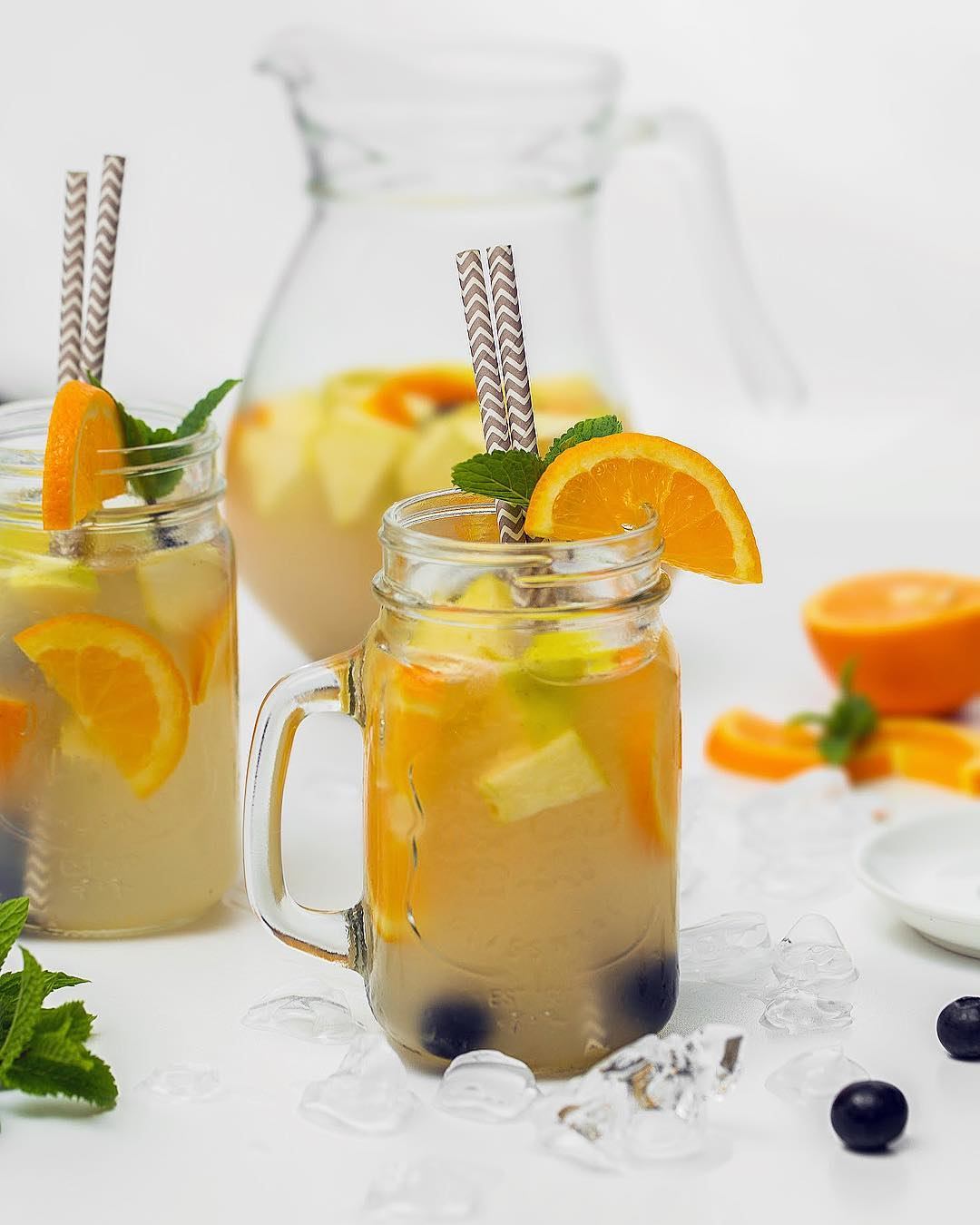 PALM WINE SANGRIA RECIPE