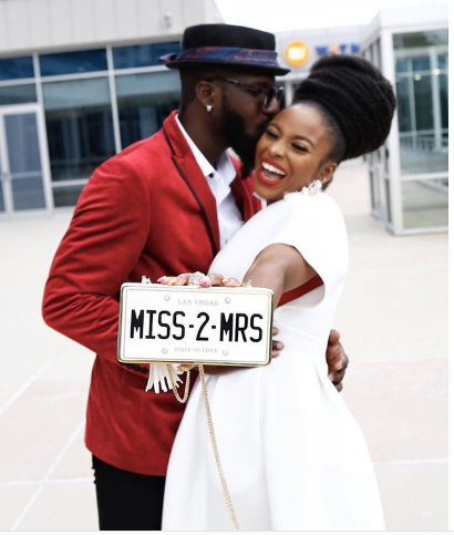 11 Times Beauty Blogger, Ronke Raji and Adeola Arthur Gaves Us Couple Goals