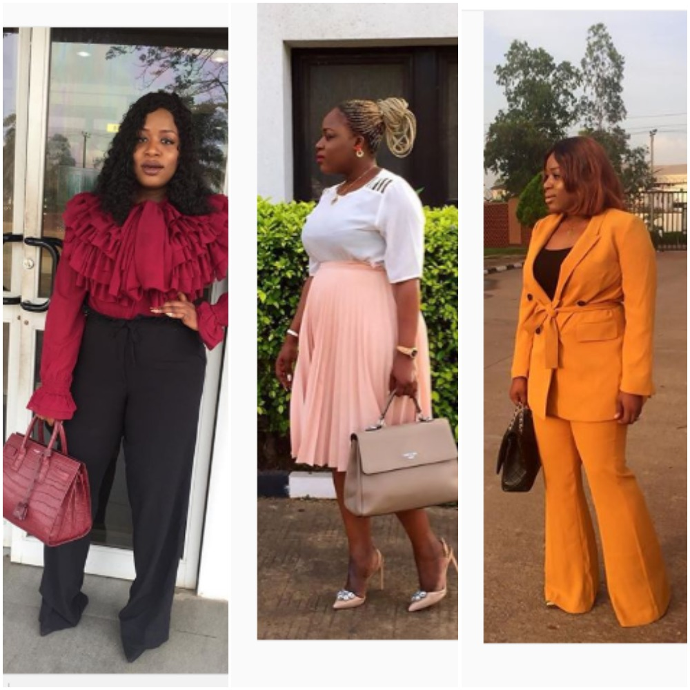 Nigerian Style Blogger, Ella Mo Has The Classiest Work Style And These 9 Photos Are Proof