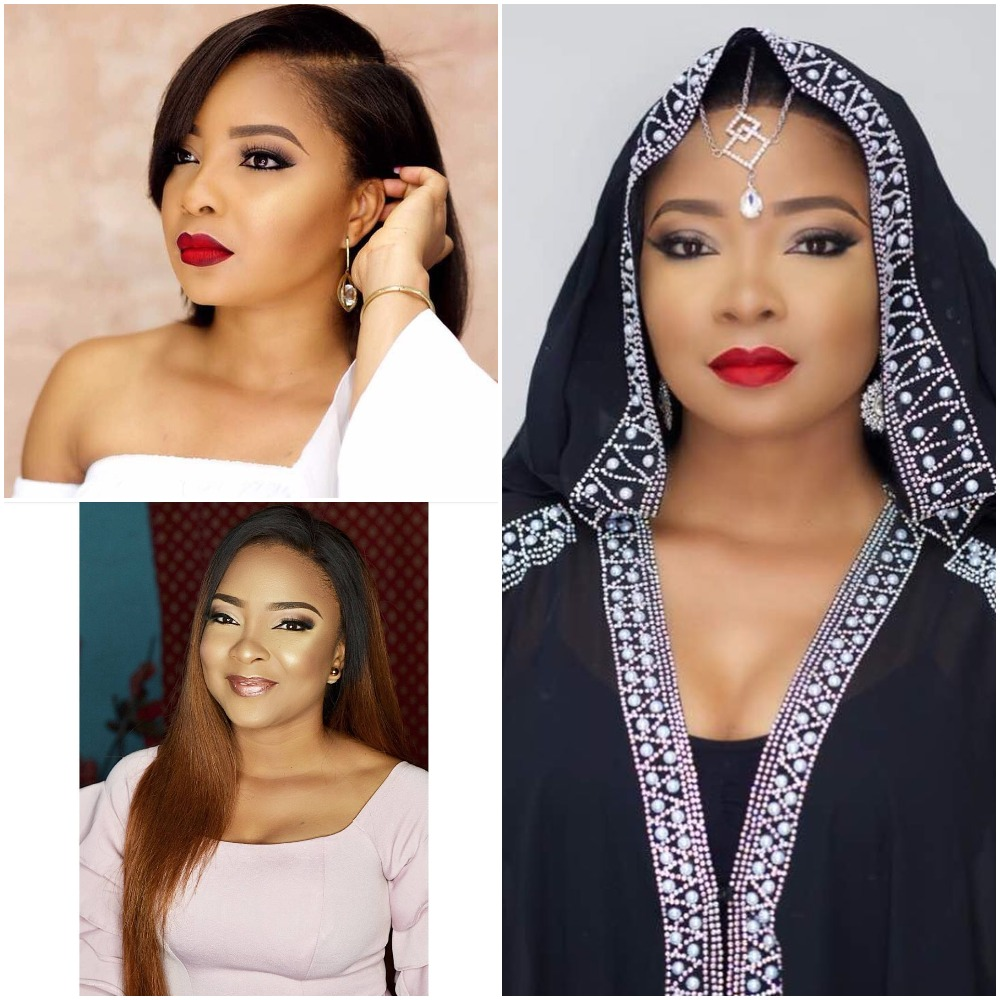 You Can Learn A Thing Or Two On Makeup From Actress, Linda Ejiofor And These 7 Photos Are Proof