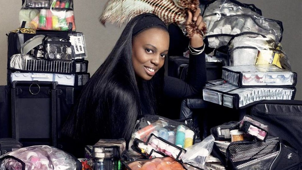 British Makeup Artist, Pat McGrath Makeup Is Trending For All The Right Reasons… CHECK IT OUT!!!