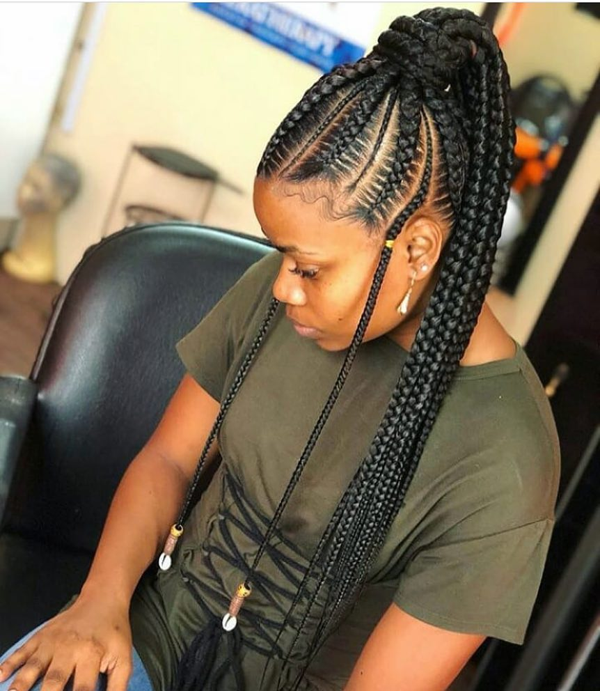 ghana weaving fulani hairstyle - fabwoman | news, style