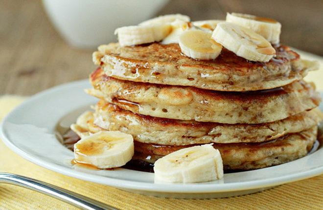 banana panckaes recipe