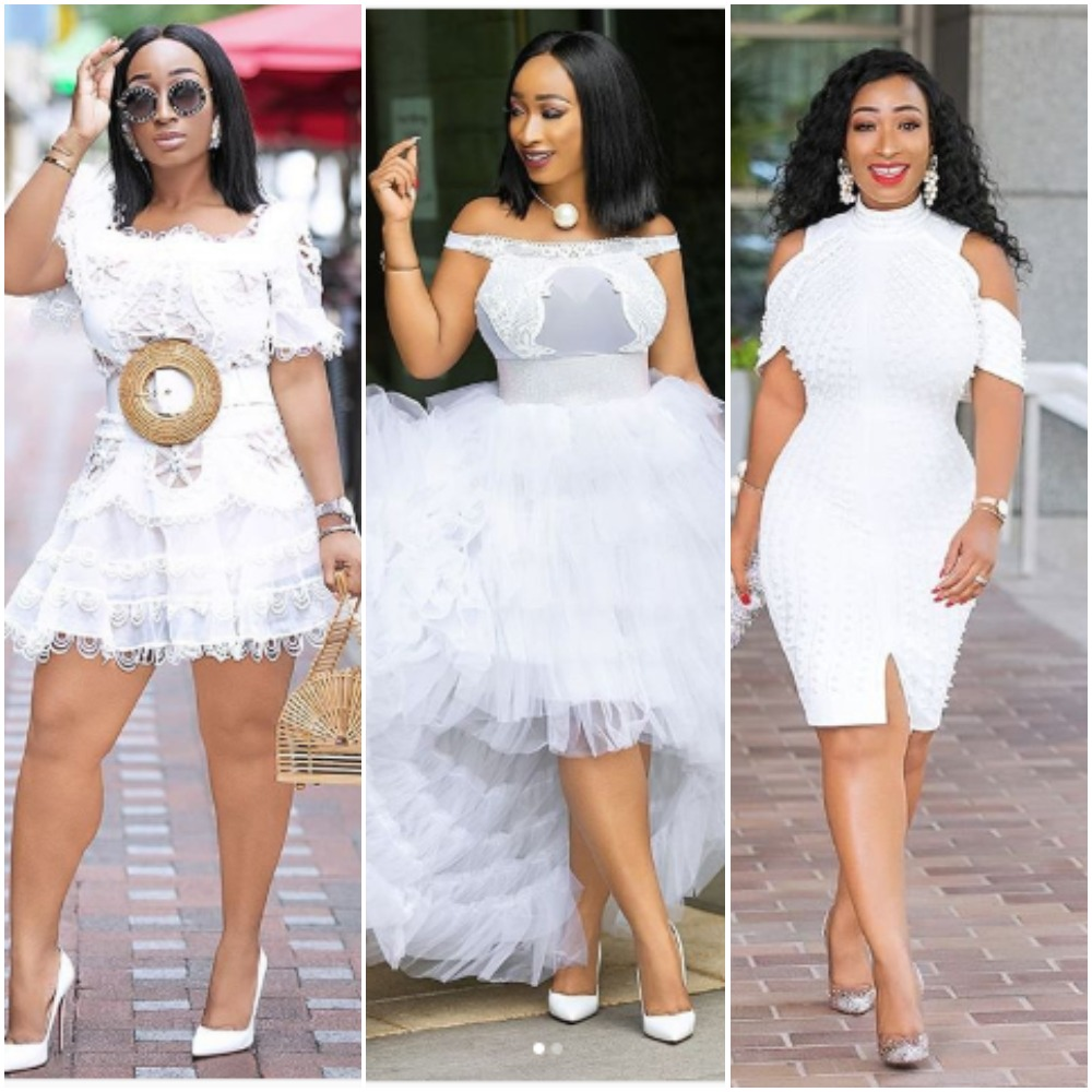 6 Elegant Ways To Wear A White Dress Like Style Blogger, ChicAma Style
