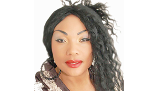 If You Are Battling With Depression, Eucharia Anunobi Has A Message For You